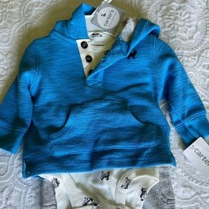 Carter's 3 piece boys outfit